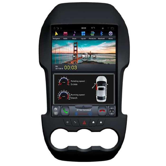 "Radio Navegador Android Tipo Tesla para Ford Ranger (12,1"")"