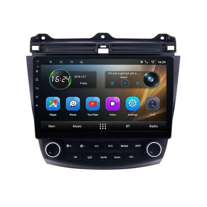 """Radio Navegador GPS Android para Honda Accord (10,2"""")"""