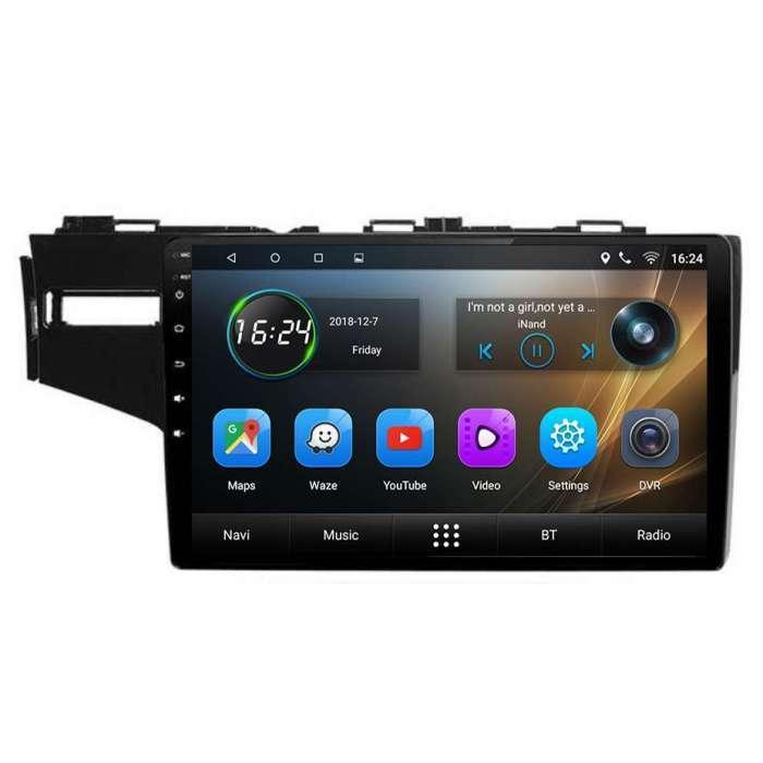 "Radio Navegador GPS Android para Honda Fit / Jazz (9"")"
