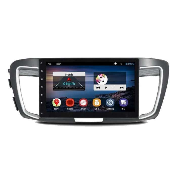 Radio Navegador GPS Android para Honda Accord (10,2)