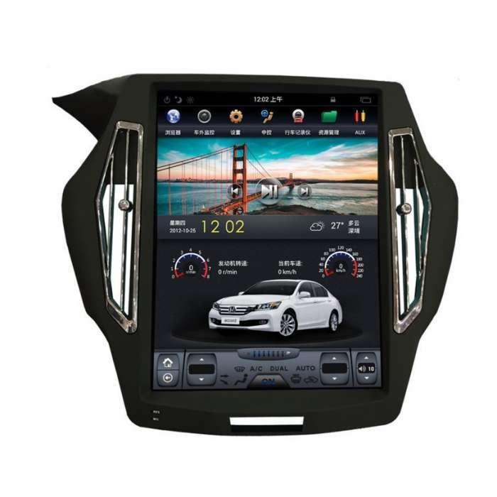 "Radio Navegador Android Tipo Tesla para Honda Accord (15"")"