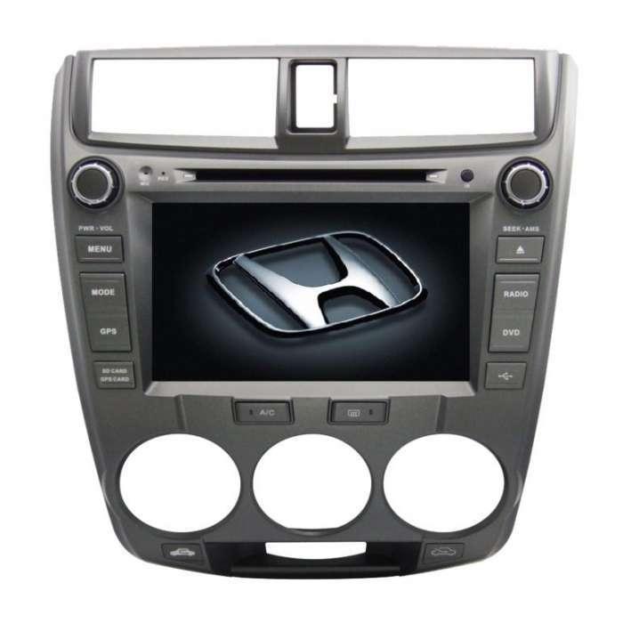 "Radio DVD Navegador GPS Android para Honda City (7"")"