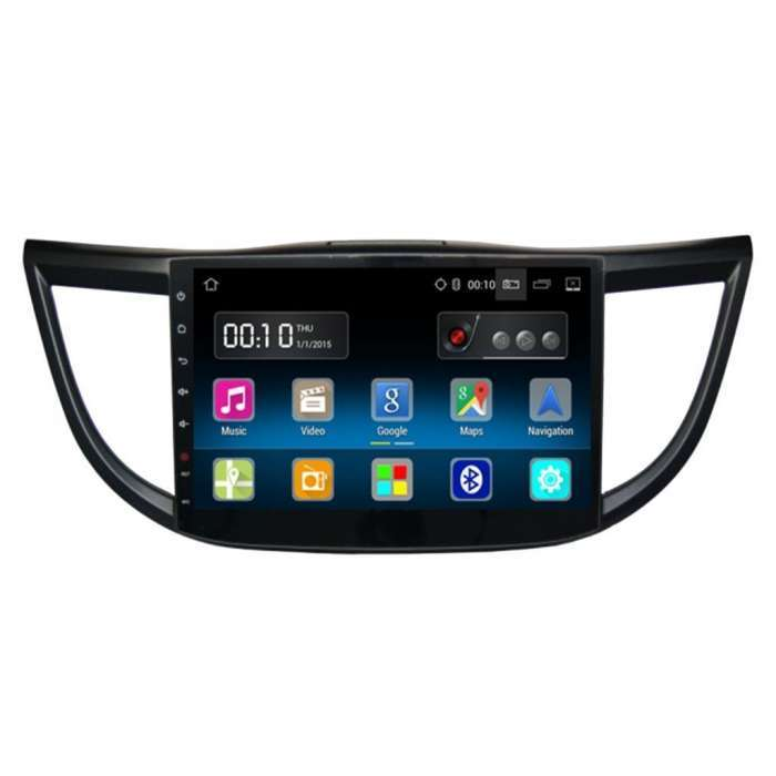 Radio Navegador GPS Android para Honda CRV (9)