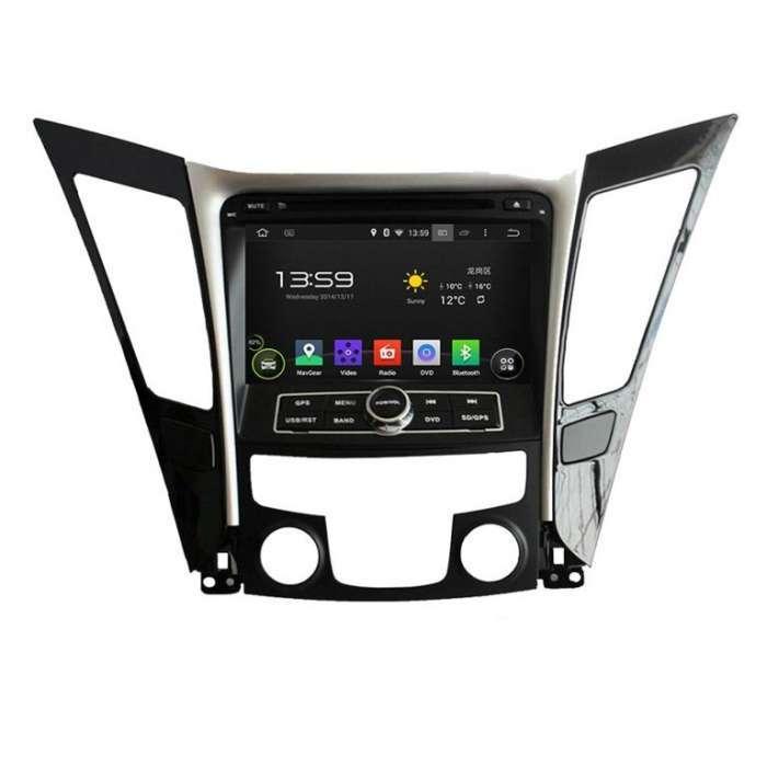 """Radio Navegador GPS Android para Hyundai Sonata (8"""")"""