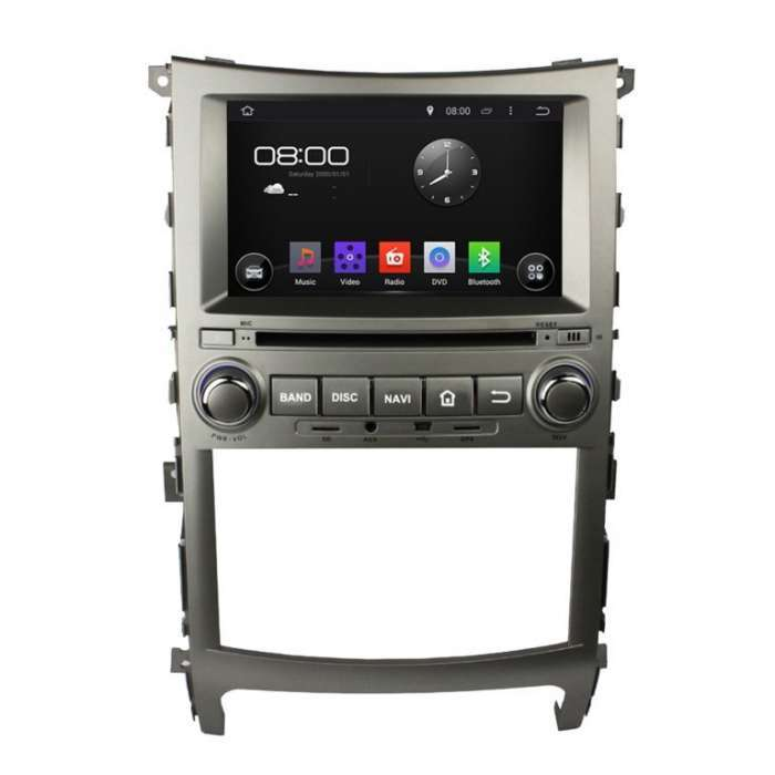 "Radio Navegador GPS Android para Hyundai IX55 (8"")"