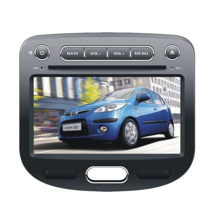 "Radio DVD Navegador GPS Android para Hyundai I10 (7"")"