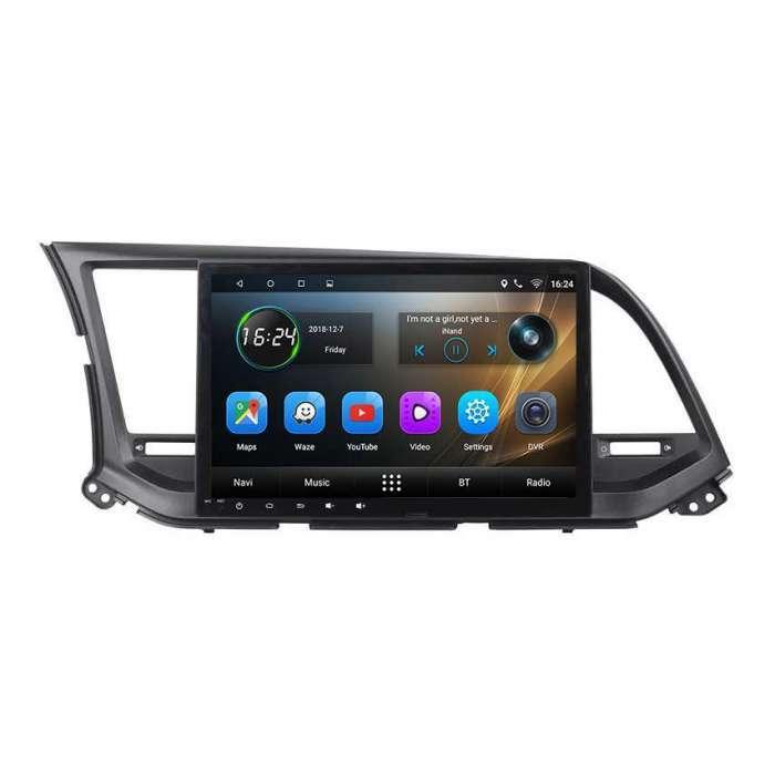 "Radio Navegador GPS Android para Hyundai Elantra (10,2"")"