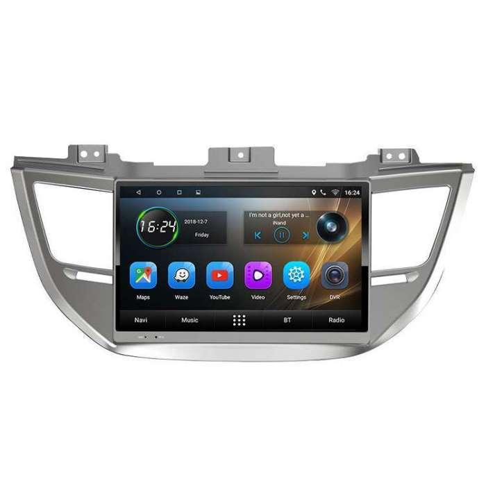 "Radio Navegador GPS Android para Hyundai Tucson (10,2"")"