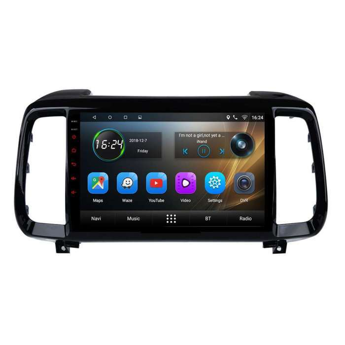 "Radio Navegador GPS Android para Hyundai IX35 (9"")"