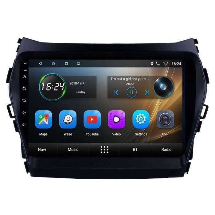 "Radio Navegador GPS Android para Hyundai IX45 (9"")"