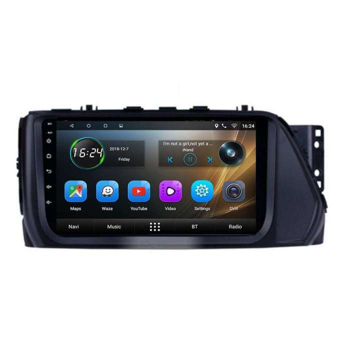 "Radio Navegador GPS Android para Hyundai Verna (9"")"