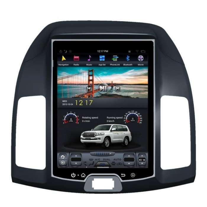 "Radio Navegador Android Tipo Tesla para Hyundai Elantra (12,1"")"