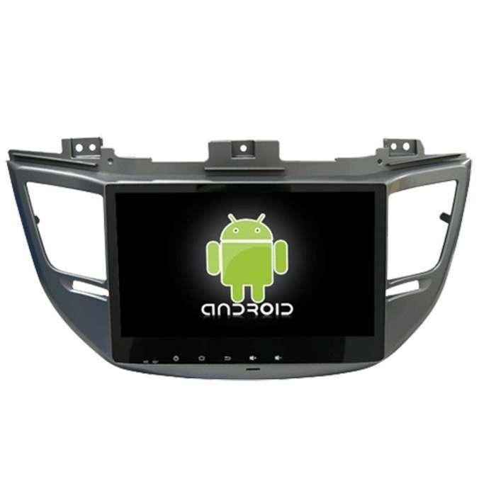 "Radio DVD Navegador GPS Android para Hyundai Tucson (10,2"")"