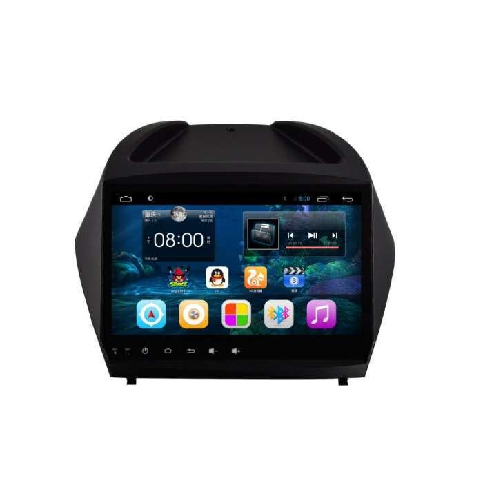 "Radio Navegador GPS Android para Hyundai IX35 / Tucson (9"")"