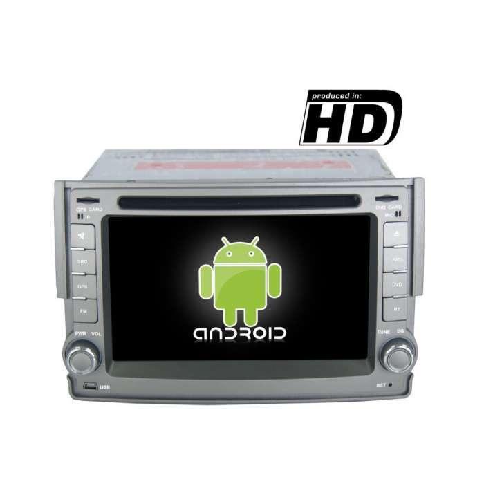"Radio DVD Navegador GPS Android para Hyundai H1 (7"")"