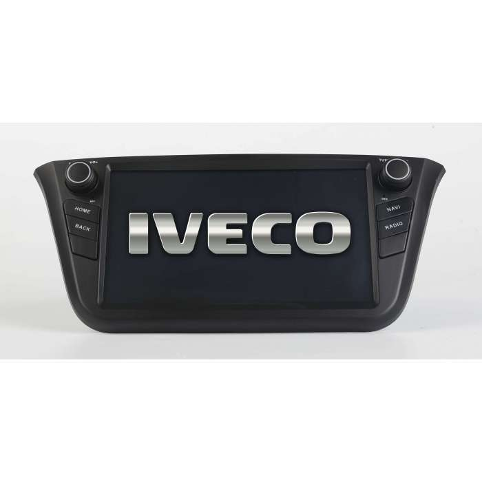 "Radio Navegador GPS Android para Iveco Daily (10,2"")"