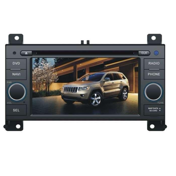 "Radio DVD Navegador GPS Android para Jeep Grand Cherokee (6,5"")"