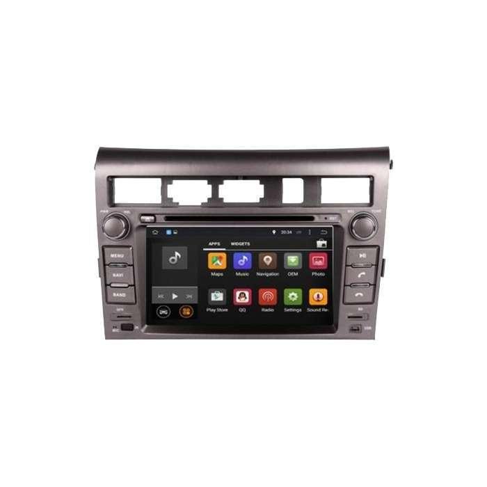 "Radio DVD Navegador GPS Android para Kia Opirus (7"")"
