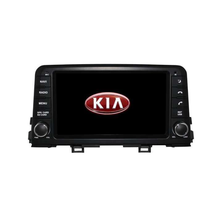 """Radio DVD Navegador GPS Android para Kia Picanto (7"""")"""