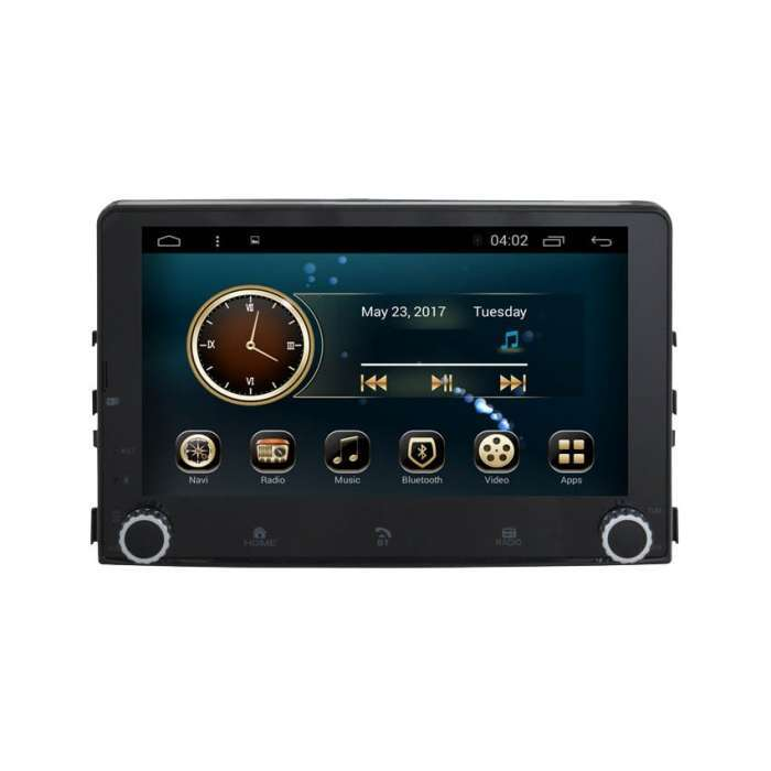 "Radio Navegador GPS Android para Kia Rio (9,1"")"