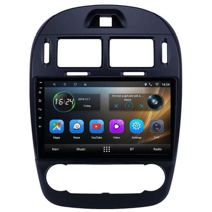 "Radio Navegador GPS Android para Kia Cerato (10"")"
