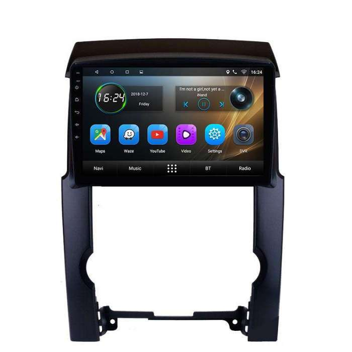 "Radio Navegador GPS Android para Kia Sorento (10,2"")"