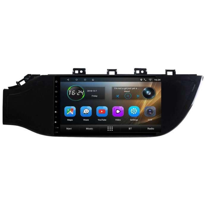 "Radio Navegador GPS Android para Kia K2 / Rio (9"")"