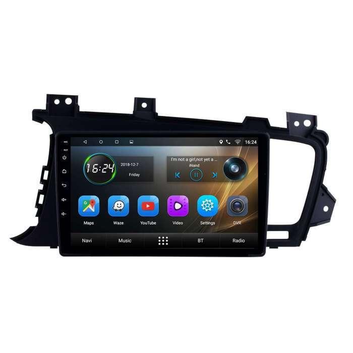 "Radio Navegador GPS Android para Kia K5 (9"")"
