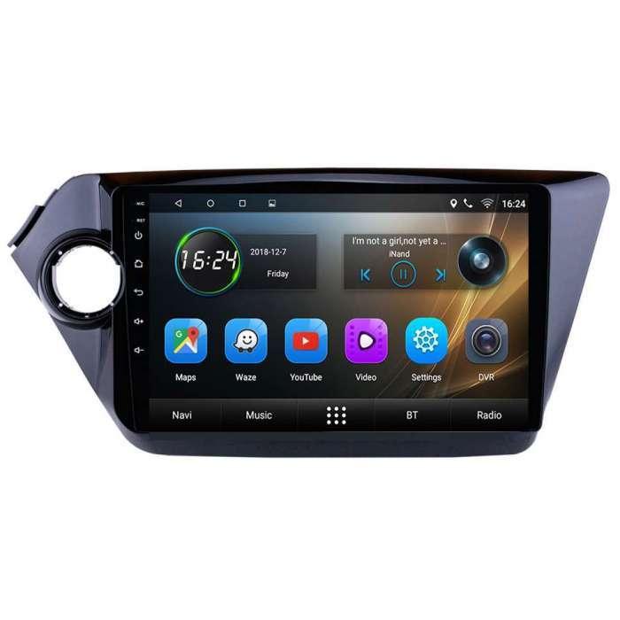 "Radio Navegador GPS Android para Kia Rio (9"")"