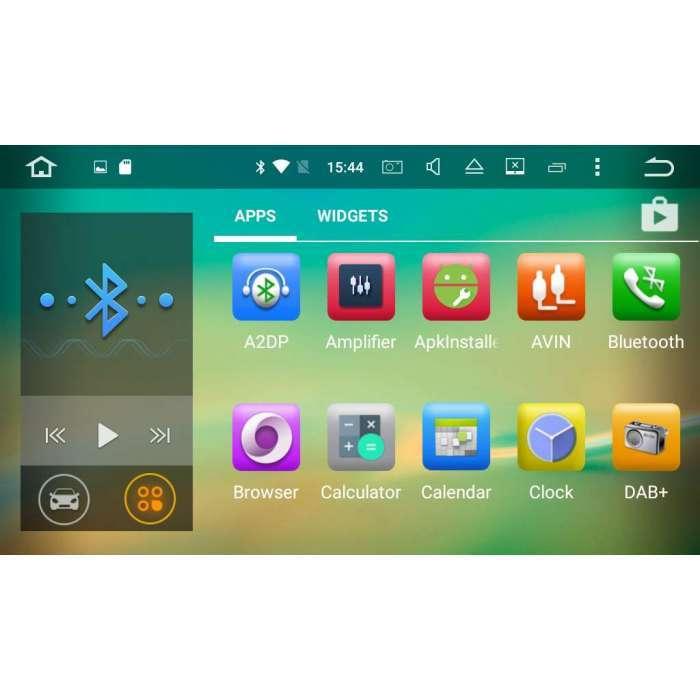 """Radio DVD Navegador GPS Android para Kia Ceed (9"""")"""