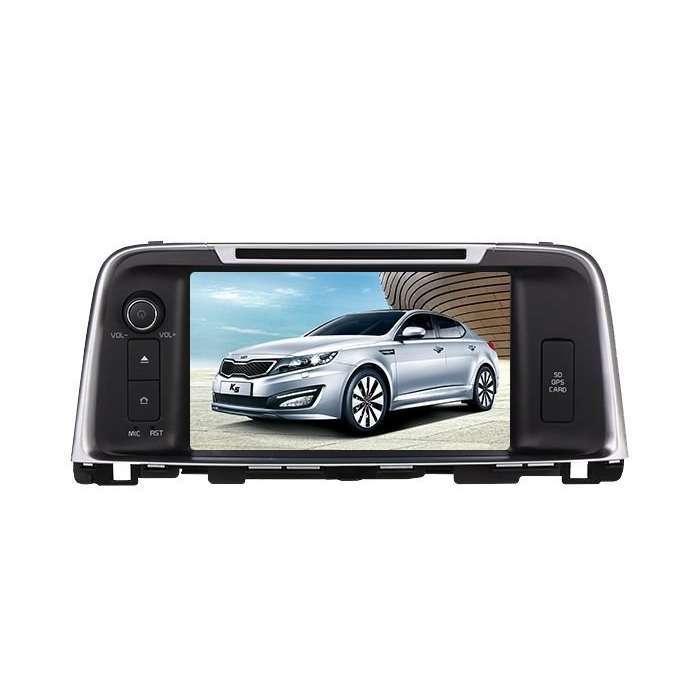 "Radio DVD Navegador GPS Android para Kia Optima (8"")"