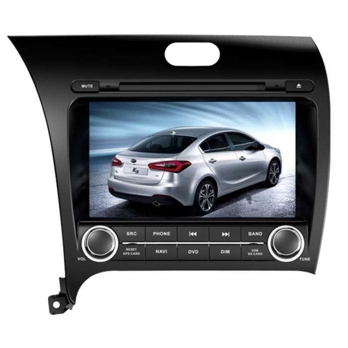"Radio DVD Navegador GPS Android para Kia Cerato / Forte (7"")"