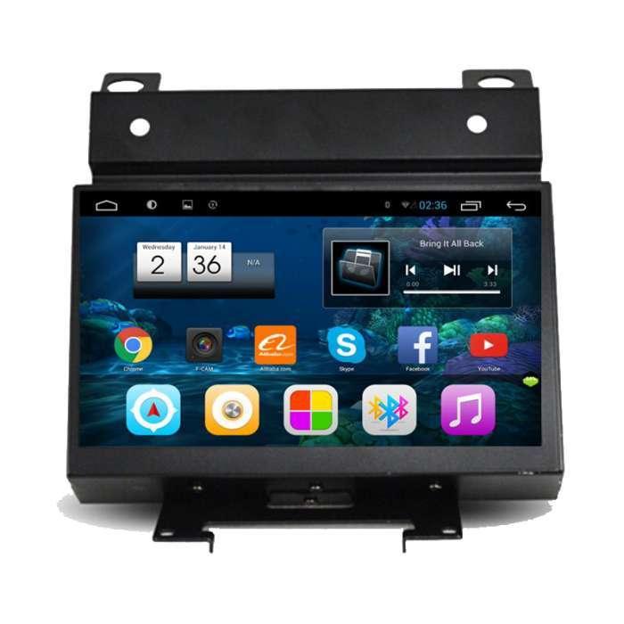 "Radio Navegador GPS Android para Land Rover (7"")"
