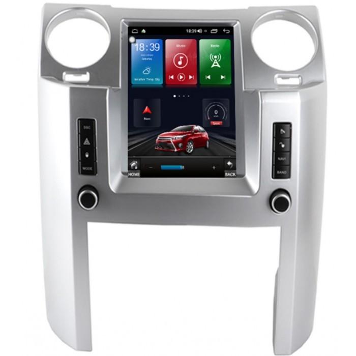 """Radio Navegador Android Tipo Tesla para Land Rover Discovery 3 (9,7"""")"""