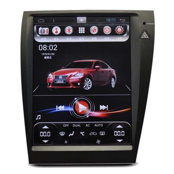 """Radio Navegador Android Tipo Tesla para Lexus ES (12,1"""")"""