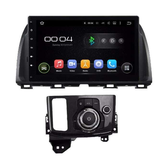 "Radio Navegador GPS Android para Mazda CX-5 (10,2"")"