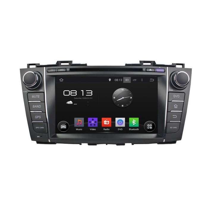 "Radio DVD Navegador GPS Android para Mazda 5 (8"")"