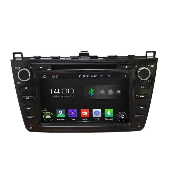 "Radio DVD Navegador GPS Android para Mazda 6 (8"")"