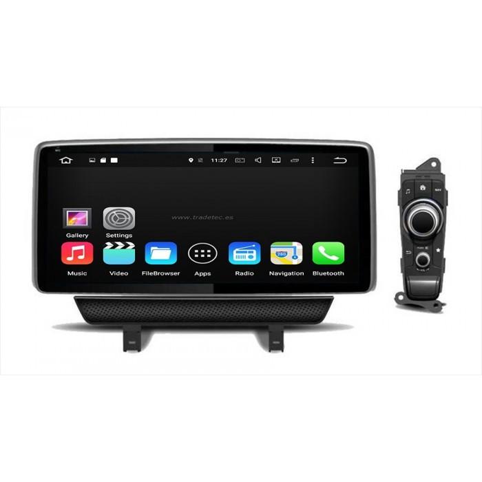 "Radio Navegador GPS Android para Mazda CX-3 (9"")"