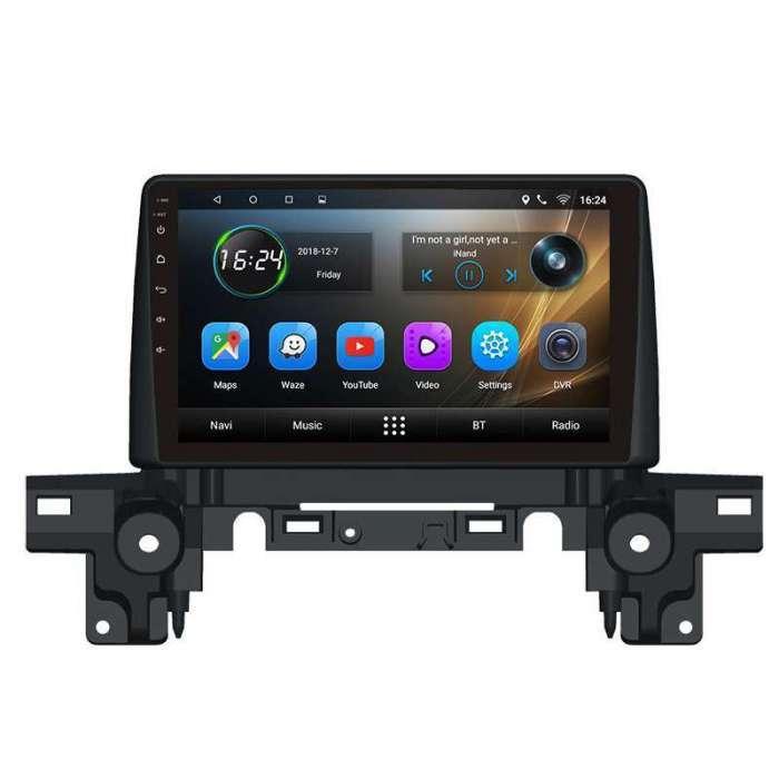 "Radio Navegador GPS Android para Mazda CX-5 (9"")"