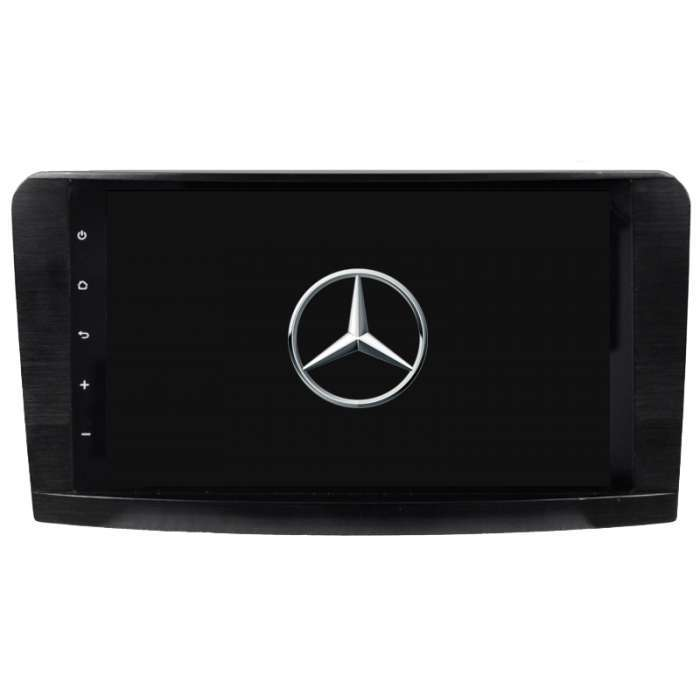 "Radio Navegador GPS Android para Mercedes ML / GL (9"")"