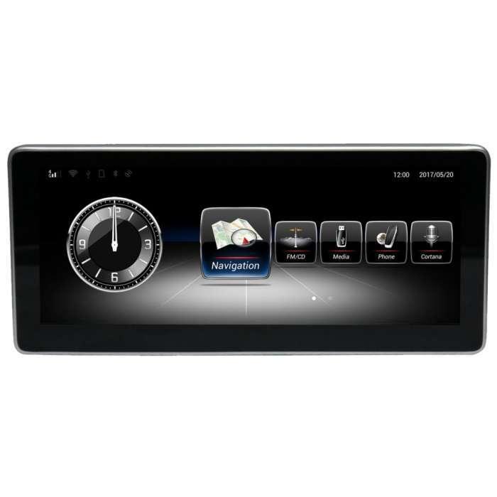 """Radio Navegador GPS Android para Mercedes Clase V (10,25"""")"""