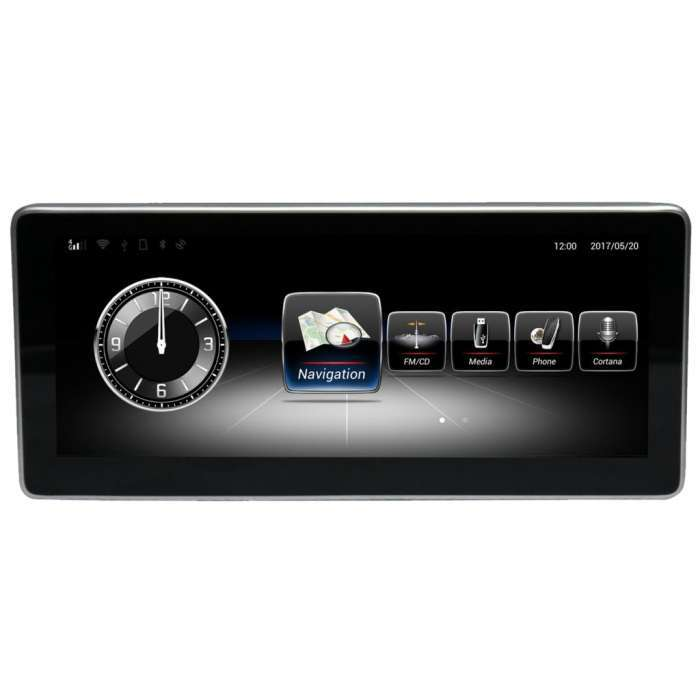 "Radio Navegador GPS Android para Mercedes Clase CLS (10,25"")"
