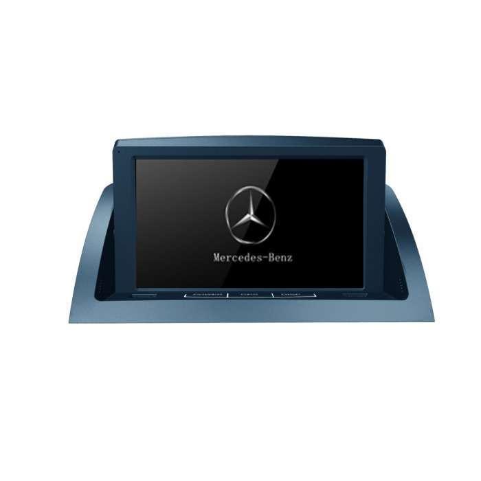 """Radio Navegador GPS Android para para Mercedes Clase C (8"""")"""