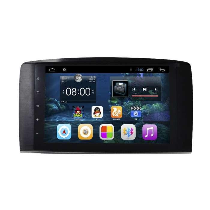 """Radio Navegador GPS Android para para Mercedes Clase R (9"""")"""