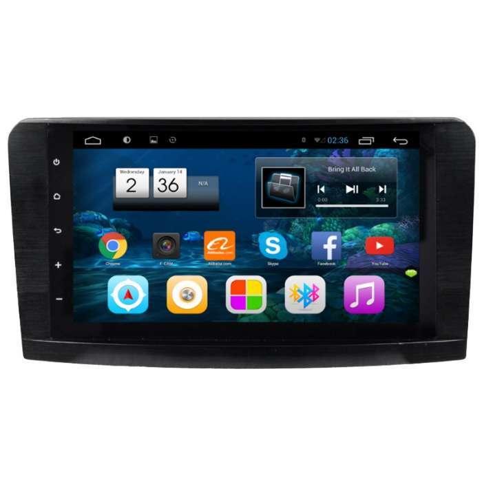 "Radio Navegador GPS Android para para Mercedes ML (9"")"