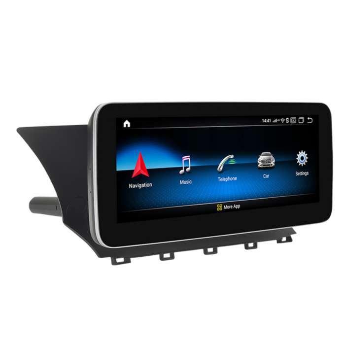 "Radio Navegador GPS Android para Mercedes GLK (12,3"")"