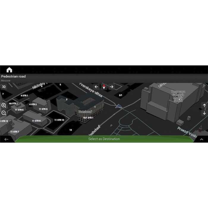 "Radio Navegador GPS Android para Mercedes GLE / GLS (12,3"")"