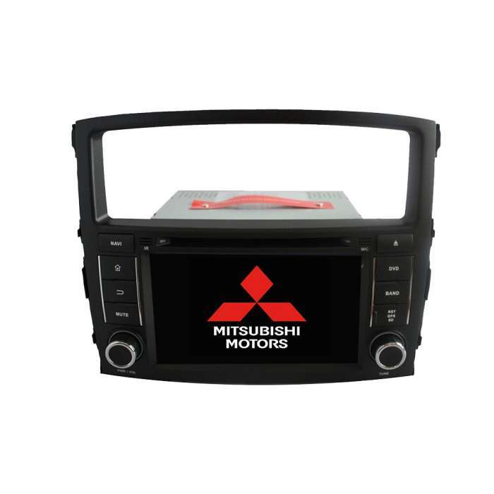 "Radio DVD Navegador GPS Android para Mitsubishi Montero (8"")"