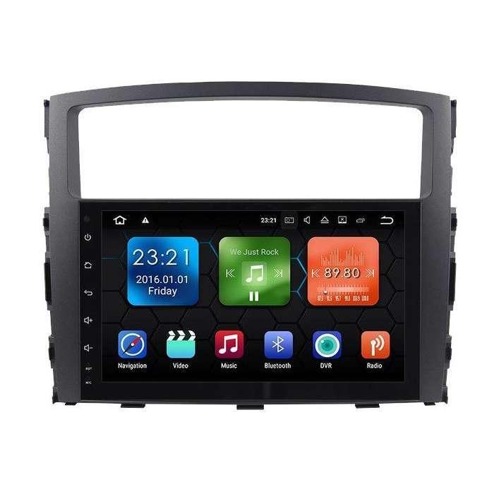 "Radio Navegador GPS Android para Mitsubishi Montero (9"")"
